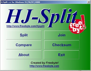 Download Free HJSplit Versi 2.2.0.0