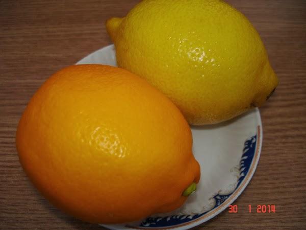 Voi ati gustat lamaia portocalie?