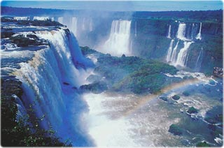 Air Terjun Terindah Di Dunia Iguazu