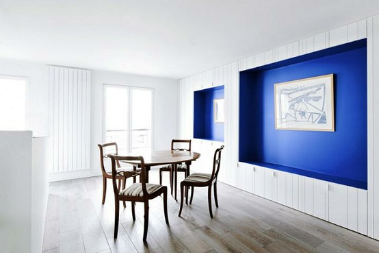 Design my heart out two rooms that pop with electric blue for My minimalist apartment