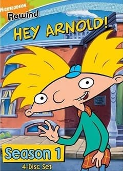 Hey Arnold Desenhos Torrent Download completo
