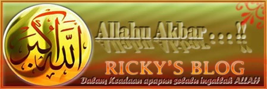 Ricky's Blog
