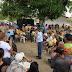 Governador Simão Jatene agradece o carinho do povo luziense durante visita ao município