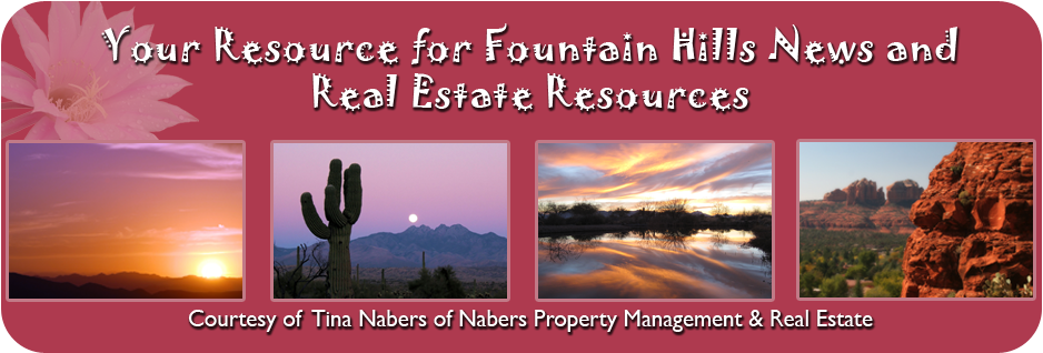 Your Source for Fountain Hills News and Real Estate Information