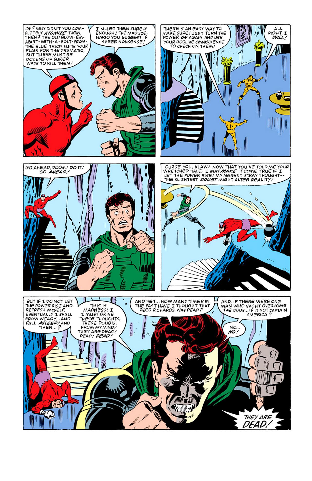 Captain America (1968) Issue #292m #220 - English 18
