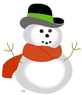 Smiling Christmas snowman drawing art picture free download religious wallpaper