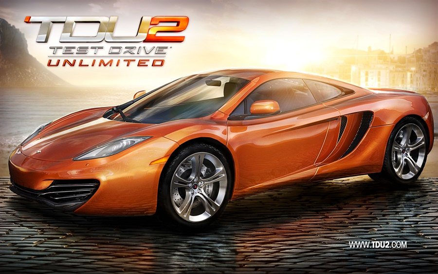Test Drive Unlimited 2 PC Download Poster