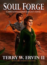 http://www.amazon.com/Soul-Forge-First-Civilizations-Legacy/dp/1940095182/