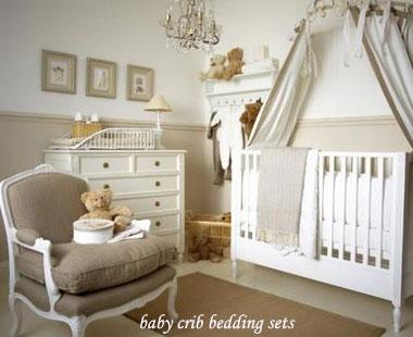 Neutral Baby Bedding