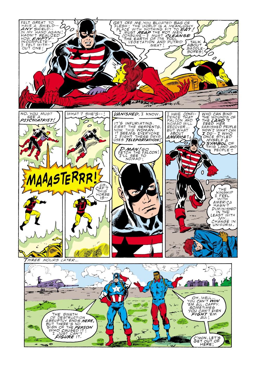 Captain America (1968) Issue #339 #268 - English 20