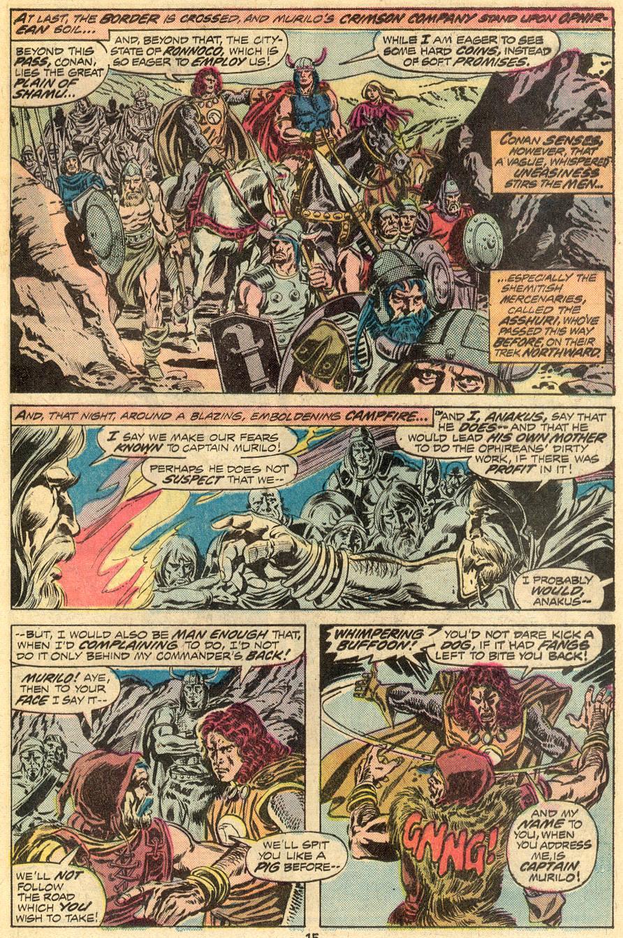 Conan the Barbarian (1970) Issue #52 #64 - English 10