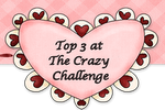 Top 3 at the Crazy Challenge