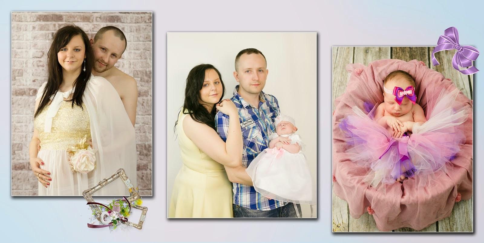 Fotoksiązki ciążowe