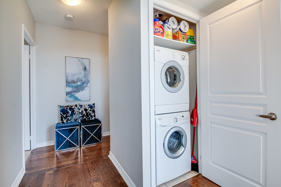 Laundry Rooms for a More Pleasant Washing