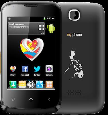 Myphone A818i Duo Specs