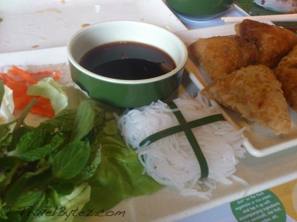 Vietnamese Vegetarian Samosa