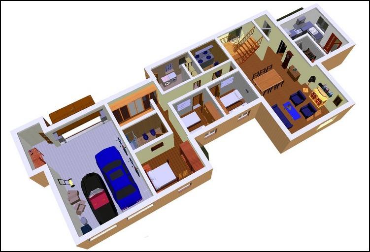 planos de casas para que sirven