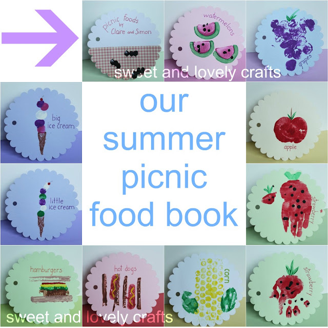 Picnic+food+book