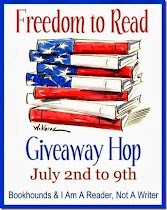 Click on the photo to #ENTER THE FREEDOM TO #READ #GIVEAWAY HOP!