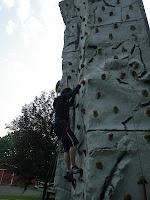 climbing rock climbing wall