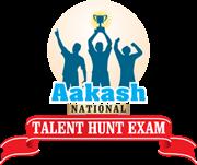 Aakash Institute Scholarship Test