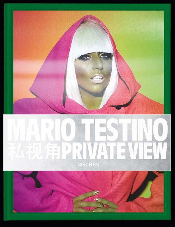MarioTestino Private View edición coleccionista Lady Gaga Taschen
