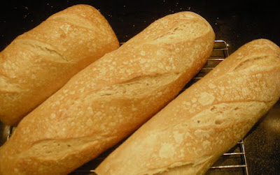 Honduran sourdough bread