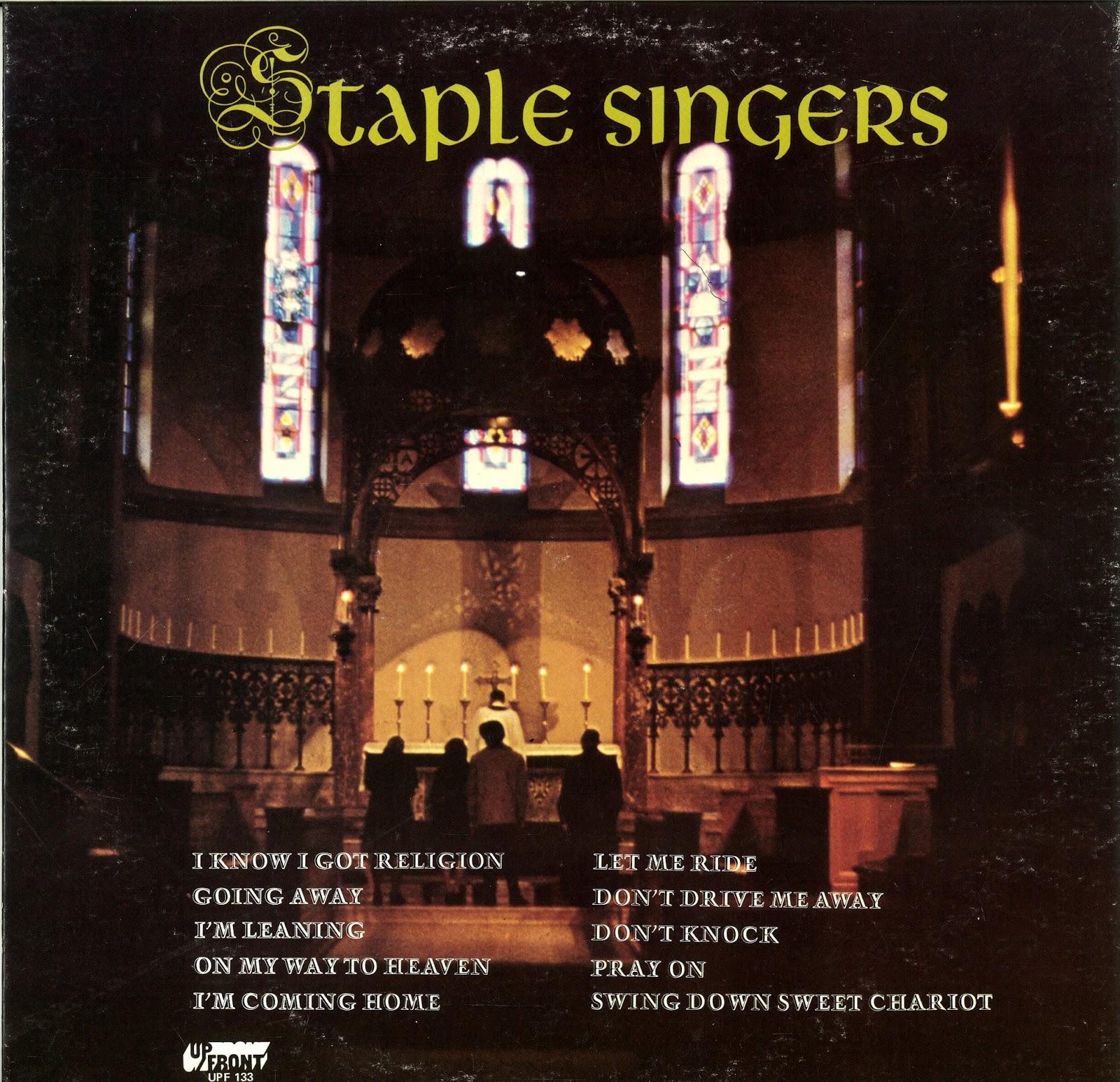 Staple Singers Pray On