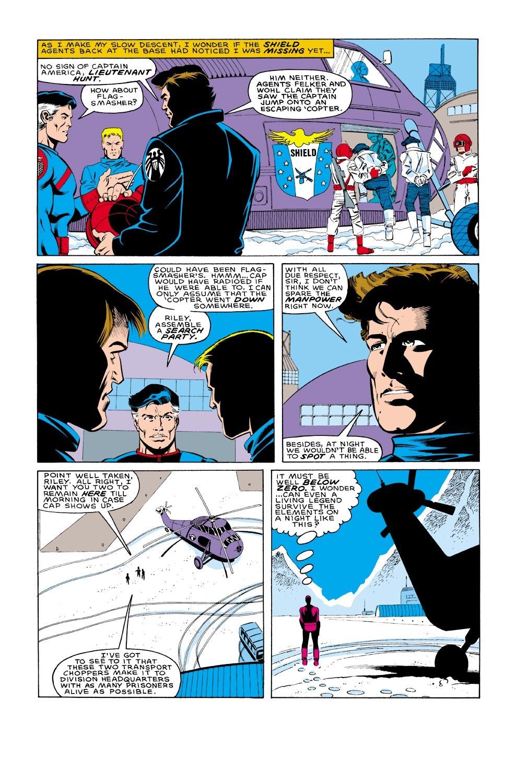 Captain America (1968) Issue #322 #250 - English 14