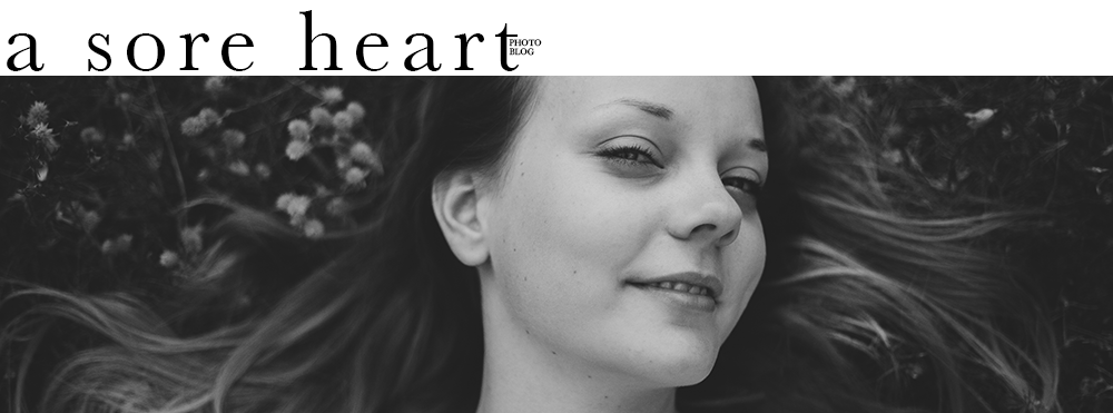 a sore heart