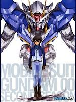 Gundam 00 2nd Season