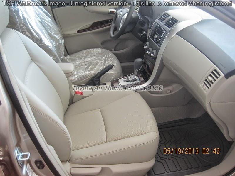 Giá Xe Toyota Altis 2014 Tại TPHCM 3