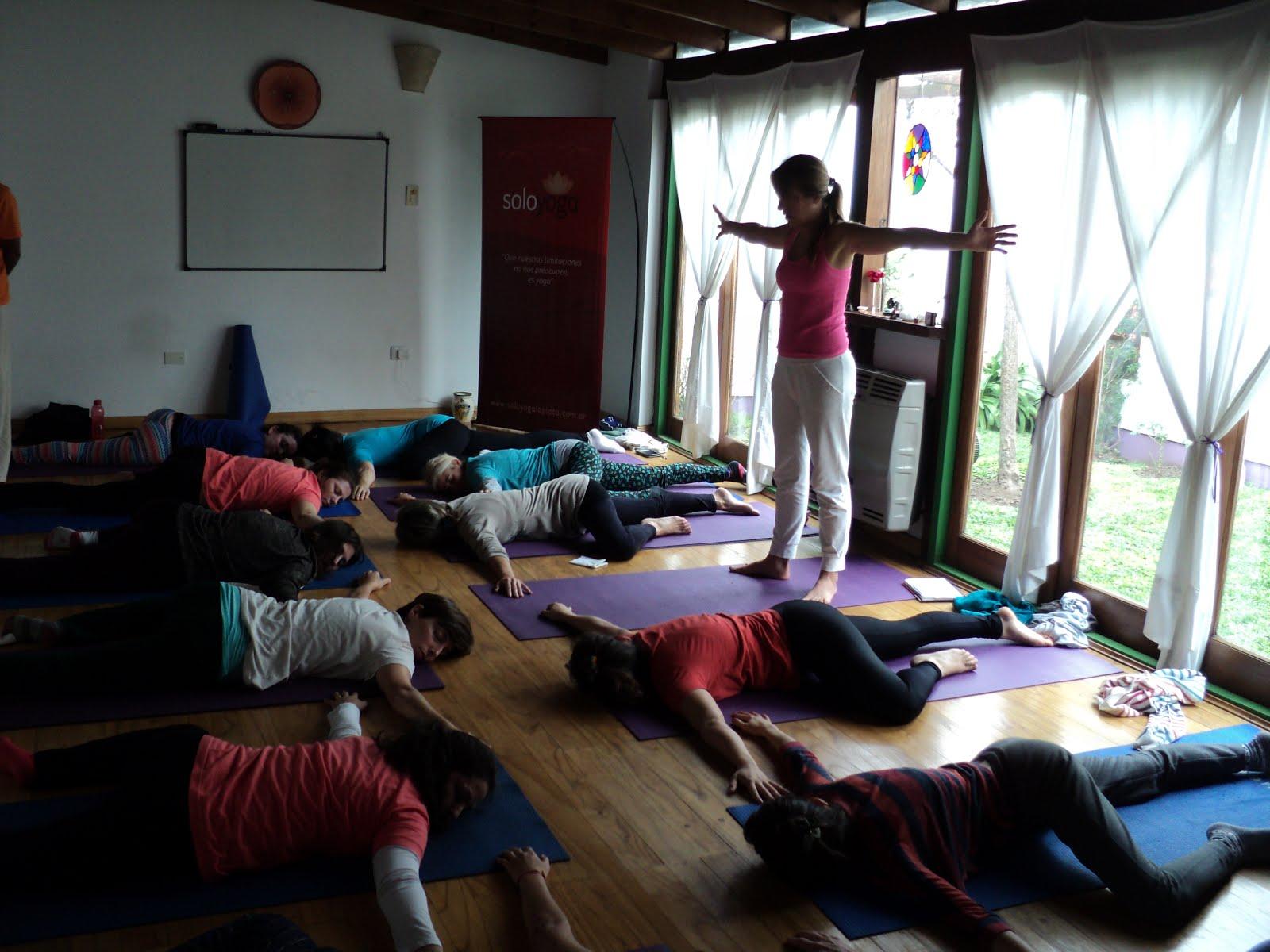 Instructorado de Yoga para Niños