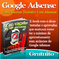 E-book gratuito Como ganhar dinheiro com o Google Adsense