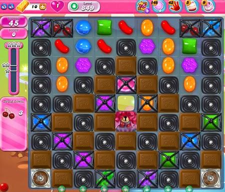 Candy Crush Saga 849