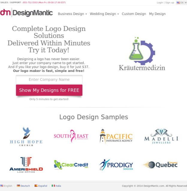 Free Graphic Design Software  Logo Maker Online  Fatpaint