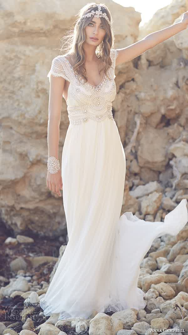 The Bride\'s Dream ; Grecian Goddess Wedding Gowns | LATEST FASHION TREND