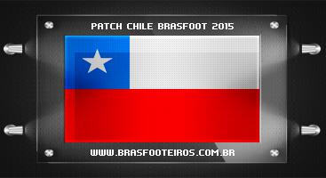 patch chile brasfoot 2018