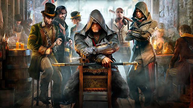 Imagem de divulgação do game Assassin's Creed: Syndicate