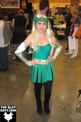 Wizard World New Orleans Comic-Con 2012 - Enchantress