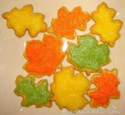 pumpkin, halloween, autumn, fall, thanksgiving, cookies, sweets, treats, favors, party, dessert, leaves