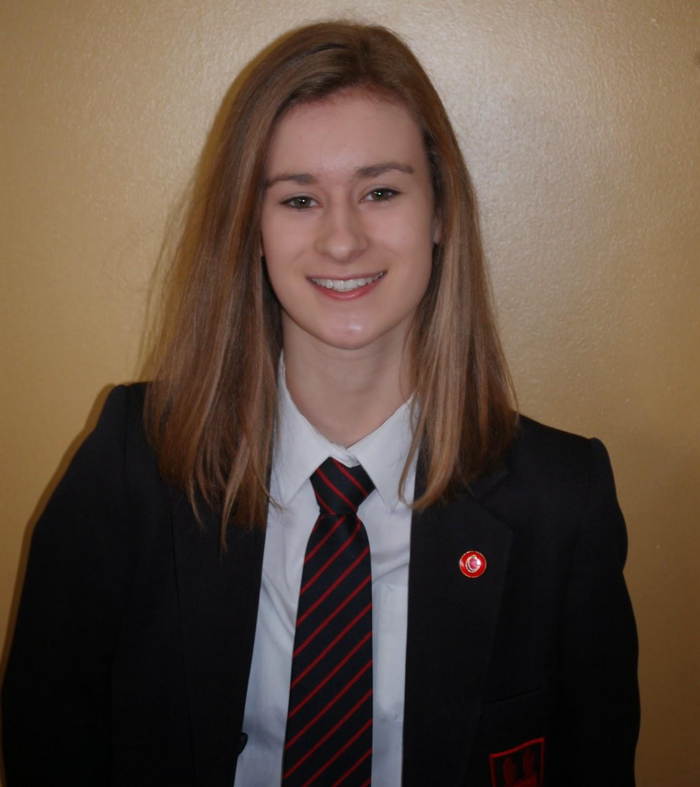 ballymena academy asha  tori coulter