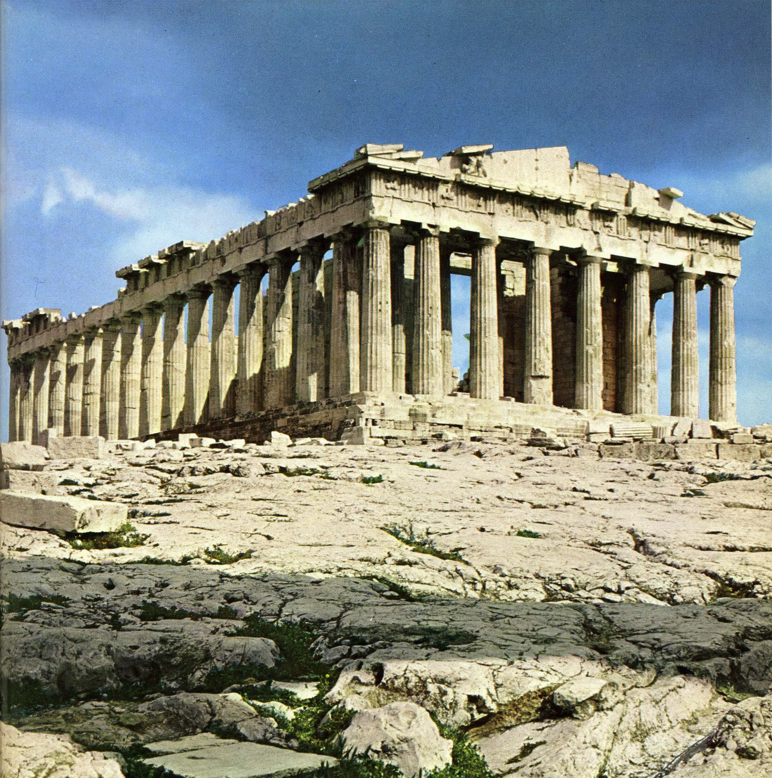 iktinos and kallikrates parthenon athens The parthenon essay  the architects of the parthenon were iktinos, kallikrates,  pantheon of rome and the parthenon of athens introduction since the times of.