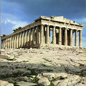 Parthenon, Acropolis - www.jurukunci.net