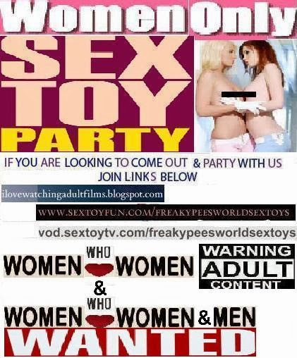 Click Photo Below for WOMEN ONLY SEX TOY PARTIES