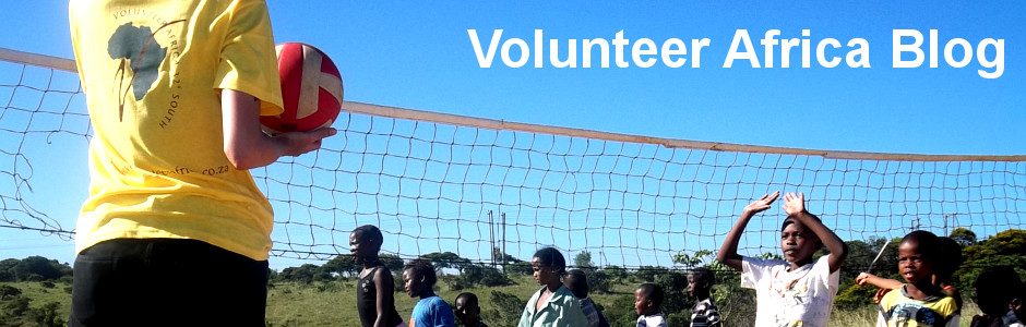Volunteer Africa Blog