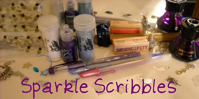 Sparkle Scribbles