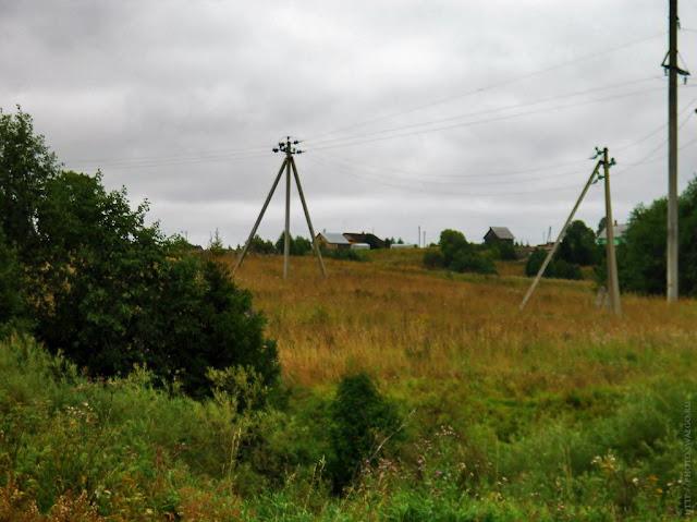 деревня Быково, Харовский район