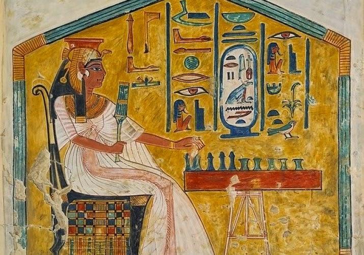 Επισκέψιμος και πάλι ο τάφος της Nefertari