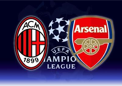 AC Milan Vs Arsenal